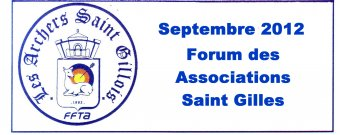 Forum Saint Gilles 08-09-2012