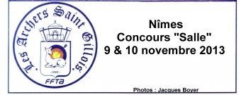 Nîmes  Concours Salle