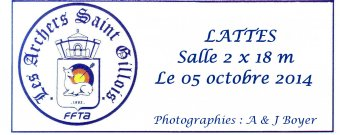 Lattes 2x18m le 05 Octobre (Photos: A & J Boyer)