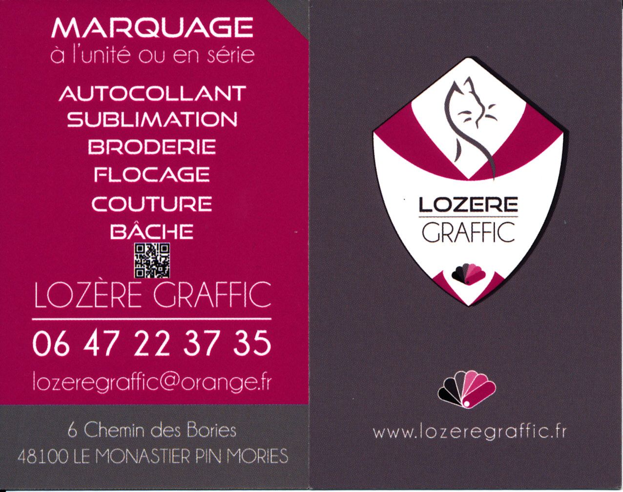 Lozere Graffic 2